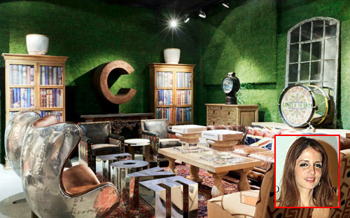 Pictures celebrity stores in mumbai for Interior designs by twinkle khanna